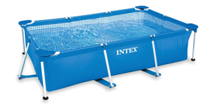 Intex Bazén Rectangular Frame 3,00x2,00x0,75m